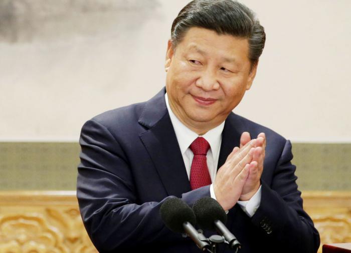 """Си Цзиньпин рассказал о китайском """"чуде, которое останется в истории"""""""