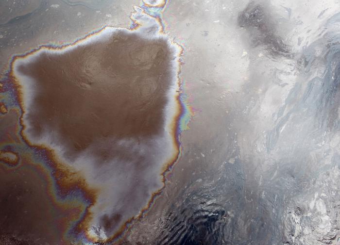 СК переквалифицировал дело о разливе нефти в Новороссийске на тяжкое