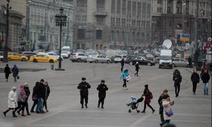 Полиция Москвы: Безопасность обеспечена