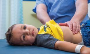 Паховая грыжа у детей: проявления и лечение