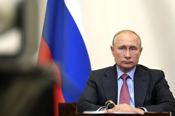 Путин рассказал о стабилизации ситуации с COVID-19 в России