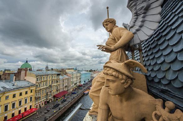 Москвичи скупают вторичное жилье в Санкт-Петербурге