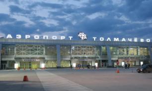 Embraer 170 экстренно приземлился в Новосибирске
