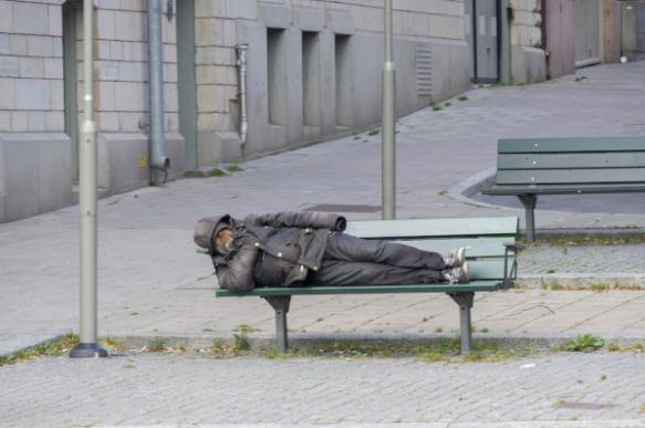 Московские бездомные жалеют помогающих им волонтеров
