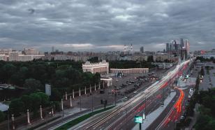 Небо над Москвой сегодня затянет облаками