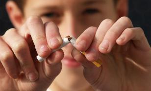 """Учёные приблизились к созданию """"вакцины от курения"""""""