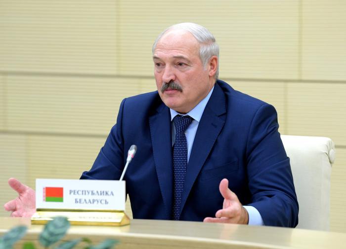 Лукашенко рассказал о красных линиях и самолёте Ryanair