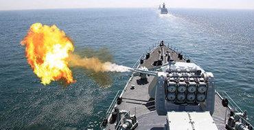 Пентагон наращивает свои силы в Южно-Китайском море