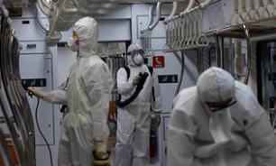 На Украине распространяется смертельно опасный вирус
