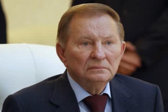 ГПУ обвинила Кучму в государственной измене
