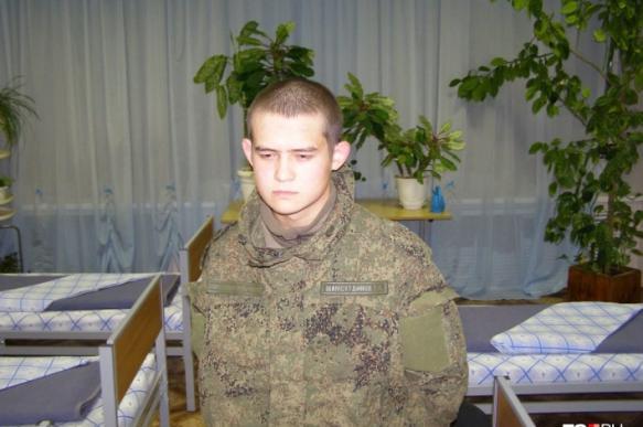 Рядовой Шамсутдинов рассказал о причине убийства сослуживцев