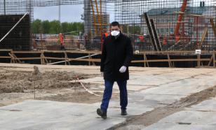 В Клину возобновлено строительство школы