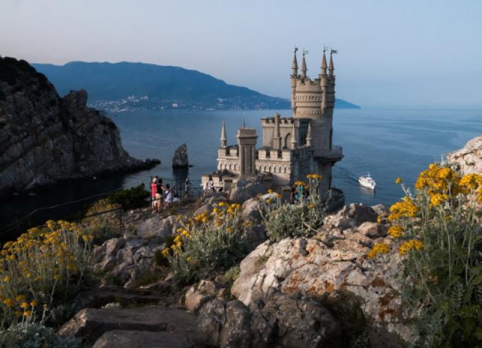 Кто в РФ скоро объявит о переходе Крыма к Украине, рассказал политолог