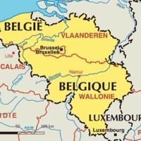 По такому сценарию может происходить развал Бельгии на Валлонию и Фландрию. Фото: euromag.ru