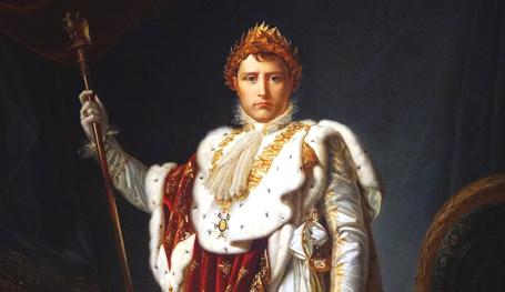 Война, любовь, власть. Три страсти Наполеона