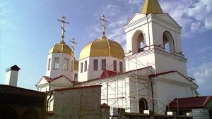 Храм Михаила Архангела в Грозном: второе рождение