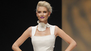 Модное шоу в Мельбурне