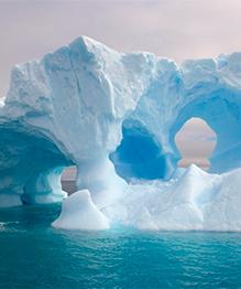Ледяное чудо, или Природа - лучший архитектор