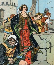 Амазонки разных времен - женщины-воительницы