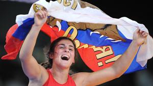 Россия вышла на 4 место в медальном зачете Игр-2012