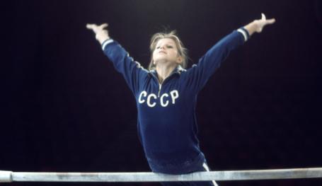 Взлеты и падения Ольги Корбут