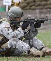 Спецназы России и США - почувствуйте разницу