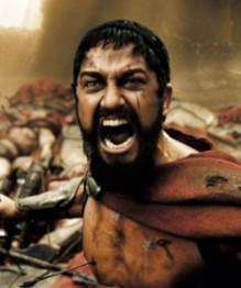 Гении дня (31.10): спартанцы