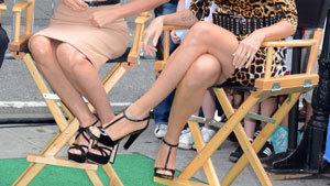 """Длинные ноги Хайди Клум """"стоят"""" 2 млн долларов"""