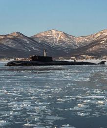Подводные силы Тихоокеанского флота России
