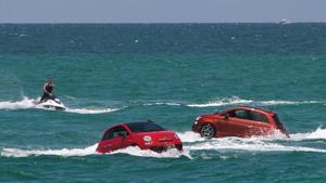 Автомобили-амфибии: по воде – аки посуху!