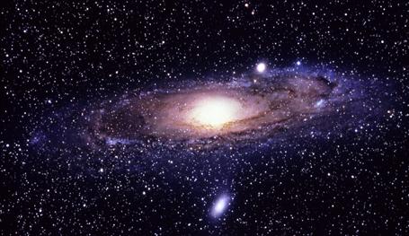 Галактика, которая уничтожит нашу планету