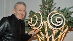 Новогодние елки от-кутюр от известных модельеров