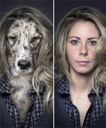 Собаки уверены, что они люди