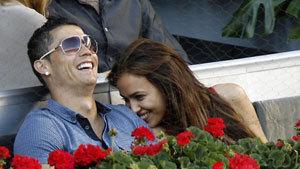 Роналду и Шейк объявили дату свадьбы