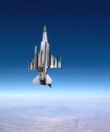ВВС США в небе и на земле