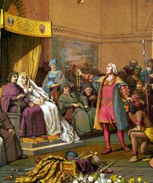 На кой ляд Колумб открыл Америку?