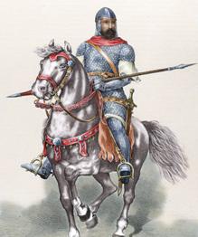Мир без рыцарей оскудел