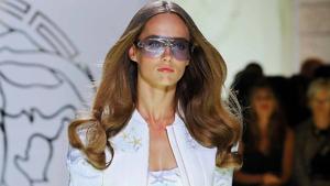 Коллекция Versace весна-лето 2012