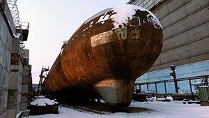 Пенсионер подводного флота
