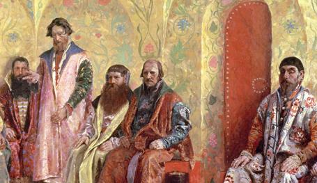 Фамилии, навечно вписанные в историю России