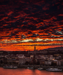 Будапешт на закате - пожар, который не хочется тушить