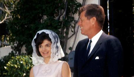 Добровольный гарем президента Кеннеди