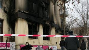 Взрыв в кафе «Белладжио» в Волгограде