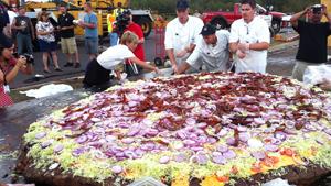 Кулинарные рекорды