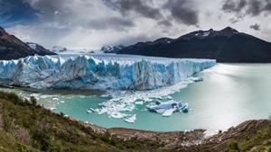 Уникальный ледник Перито-Морено