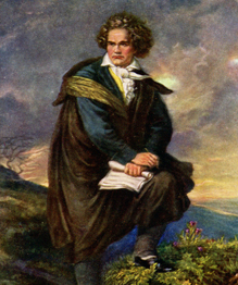 Бетховен. Причуды гения