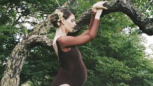 Балетные па на девятом месяце беременности