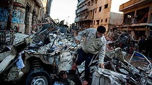 Теракт у здания полиции в Египте