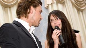 Оксана Григорьева спела с Биланом