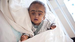 Чудо-операция, спасшая жизнь ребенку